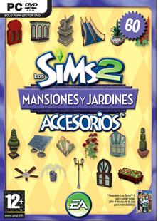 Extra sims mansiones y jardines for Sims 2 mansiones y jardines